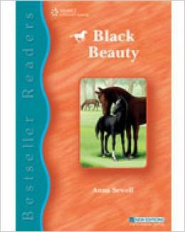 Bestseller Readers Level 2: Black Beauty with CD