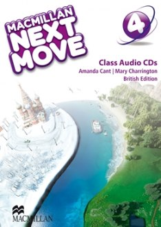 Next Move (Macmillan) Level 4 Class Audio CD