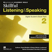 Skillful Level 2 Listening and Speaking Digital Student's Book Pack