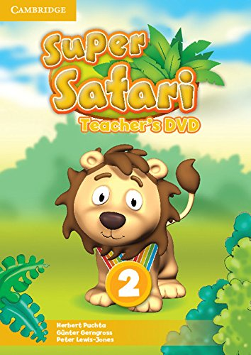 Super Safari 2 Teacher's DVD