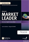 Market Leader 3rd Edition Extra Advanced Coursebook and DVD-ROM Pack with MyEnglishLab