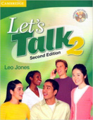 Let's Talk 2 Student's Book with Self-Study Audio CD