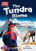 The Tundra Biome - Reader (with Digibook App)