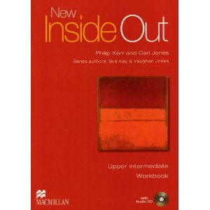 New Inside Out Upper-Intermediate Workbook without key + Audio CD Pack