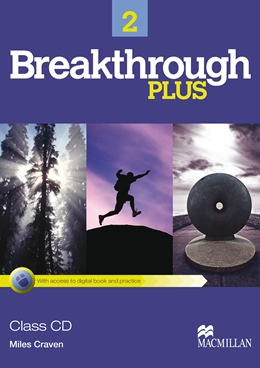Breakthrough Plus Level 2 Class Audio CD