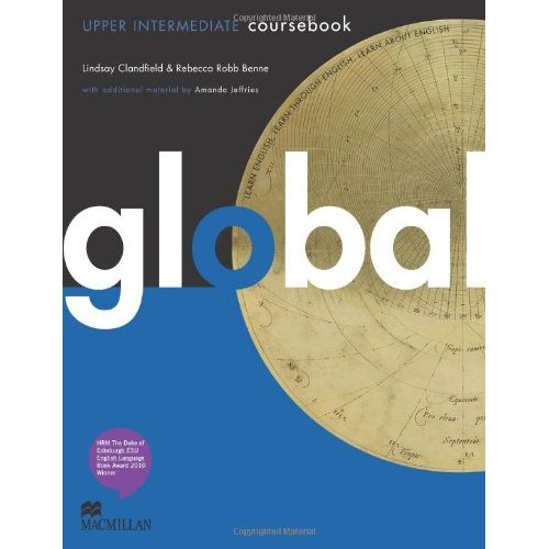 Global Upper-Intermediate Student's Book with eWorkbook Pack