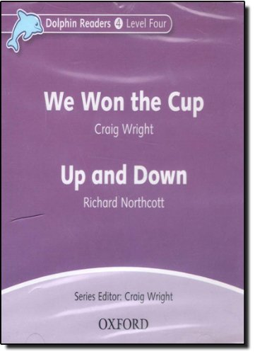 Dolphin Readers 4 We Won the Cup & Up and Down - Audio CD