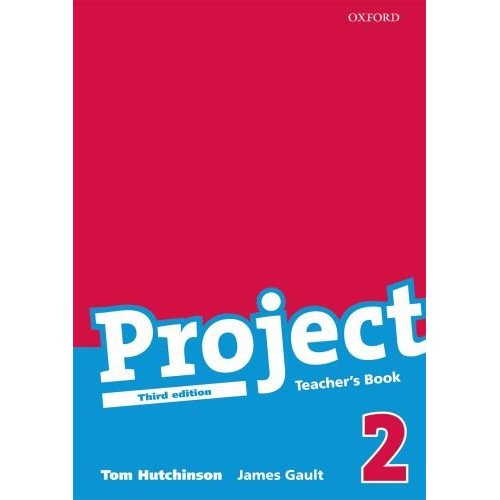 Project 2 Third Edition Teacher's Book