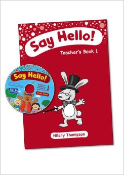 Say Hello! Level 1 Teacher's Book