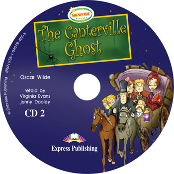 Showtime Readers Level 3 The Canterville Ghost Audio CD CD2