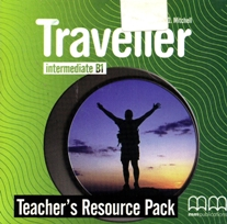 Traveller Intermediate B1 Teacher's Resource CD/CD-ROM
