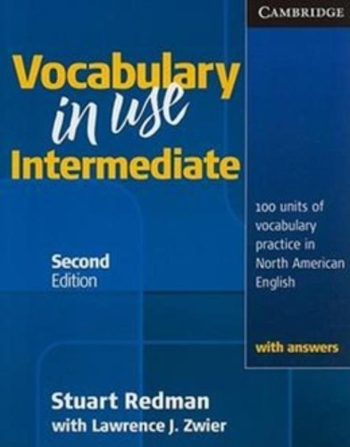 Vocabulary in Use 2nd Edition Intermediate Student's Book with answers