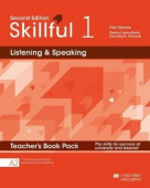 Skillful Second Edition 1 Listening and Speaking Teacher's Book Premium Pack
