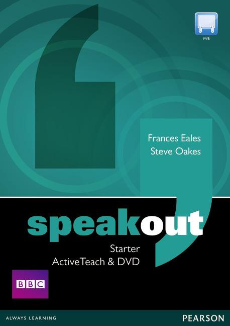 Speakout Starter Active Teach & DVD