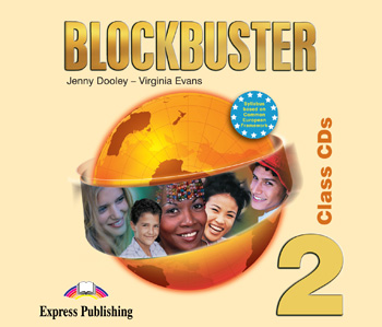 Blockbuster 2 Class Audio CDs (set of 4)