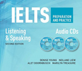 IELTS Preparation and Practice Second edition: Listening and Speaking Audio CDs