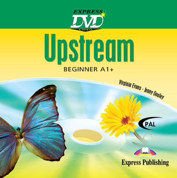 Upstream Beginner A1+ DVD Video PAL