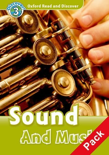 Oxford Read and Discover Level 3 Sound and Music Audio CD Pack