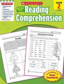 Scholastic Success with Reading Comprehension, Grades 2