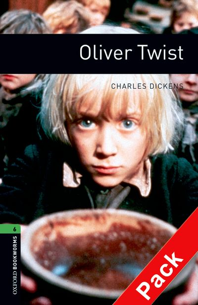 OBL 6: Oliver Twist with Audio Download