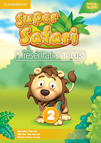 Super Safari 2 Presentation Plus DVD-ROM