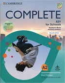 Complete Key for Schools 2nd Edition Student's Book without Answers with Online Practice and Workbook without Answers with Audio Download