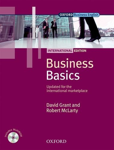 Business Basics International Edition Student's Pack
