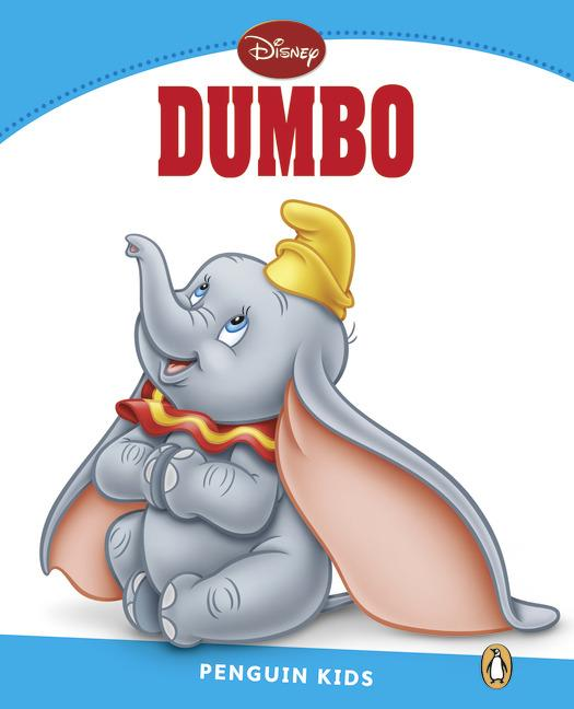 Penguin Kids Disney 1 Dumbo