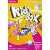 Kid's Box Second Edition Starter Interactive DVD (NTSC) with Teacher's Booklet