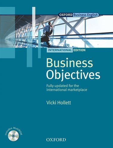 Business Objectives International Edition Student's Pack