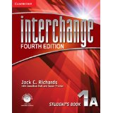 Interchange Fourth Edition 1 Student's Book A with Self-study DVD-ROM