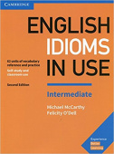 English Idioms in Use (2nd Edition) Intermediate Book with answers
