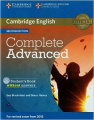 Complete Advanced Second edition (for revised exam 2015)