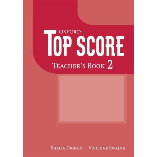 Top Score 2 Teacher's Book