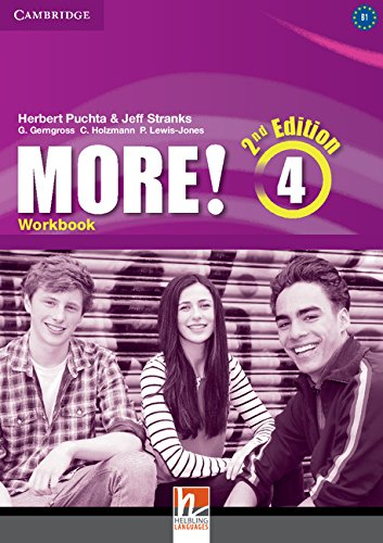More! Second Edition 4 Workbook