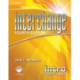 Interchange Fourth Edition Intro Student's Book with Self-study DVD-ROM and Online Workbook Pack