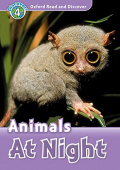 Oxford Read and Discover Level 4 Animals at Night with MP3 download