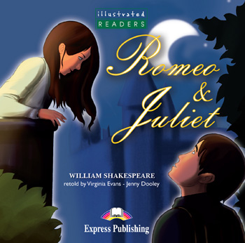 Illustrated Readers Level 3  Romeo & Juliet Audio CD