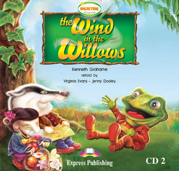 Showtime Readers Level 3 The Wind in the Willows Audio CD CD2