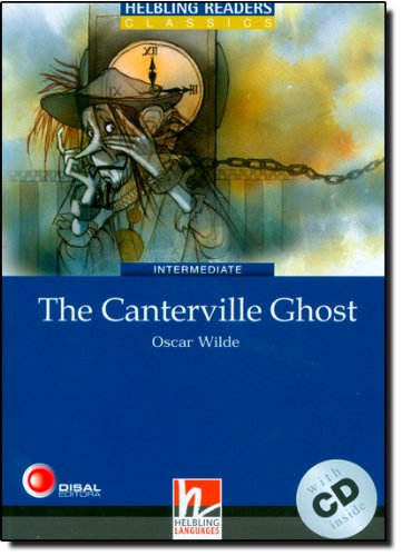 Blue Series Classics Level 5  The Canterville Ghost + CD