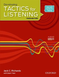 Tactics for Listening Third Edition Developing Student Book