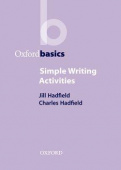 Oxford Basics:  Simple Writing Activities