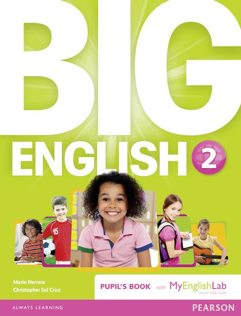 Big English 2 Pupil's Book and MyLab Pack