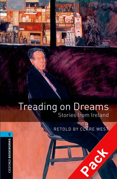 OBL 5: Treading on Dreams: Stories from Ireland Audio CD Pack