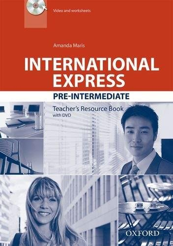 International Express Third Edition Pre-Intermediate Teacher's Resource Book with DVD