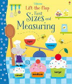 Lift-the-Flap First Sizes and Measuring