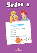 Smiles 5 Teacher's Multimedia Resource Pack (PAL) (set of 5)
