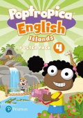 Poptropica English Islands 4 Posters
