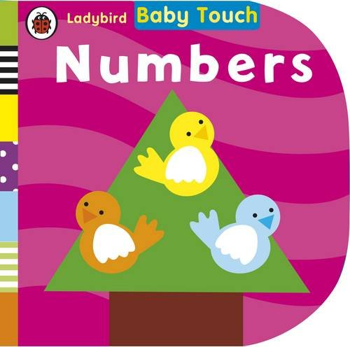 Ladybird: Baby Touch Numbers