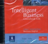 Intelligent Business Upper-Intermediate Coursebook CDs (2) (Лицензия)
